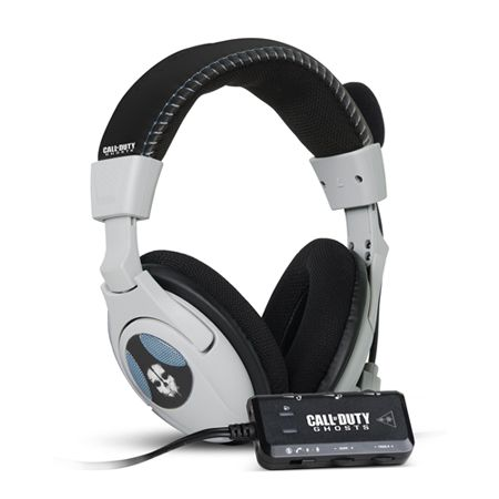 444-788 - EarForce Headset for Call of Duty: Ghost Shadow