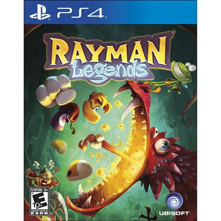 444-801 - Rayman Legends Video Game