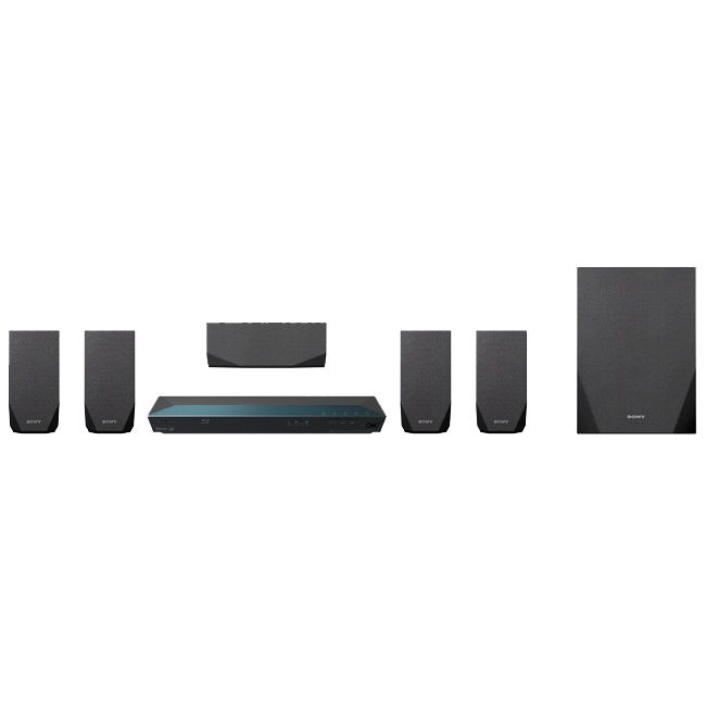 444-898 - Sony Home Theater System w/ 3D Blu-ray Player - Refurbished