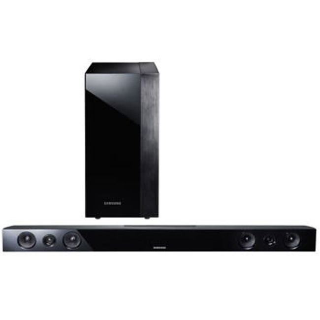 444-899 - Samsung Soundbar w/ Wireless Subwoofer - Refurbished