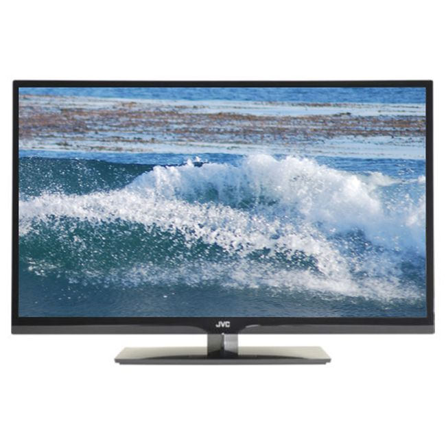 "444-907 - JVC 32"" Class 720p 60Hz LED-LCD HDTV - Refurbished"