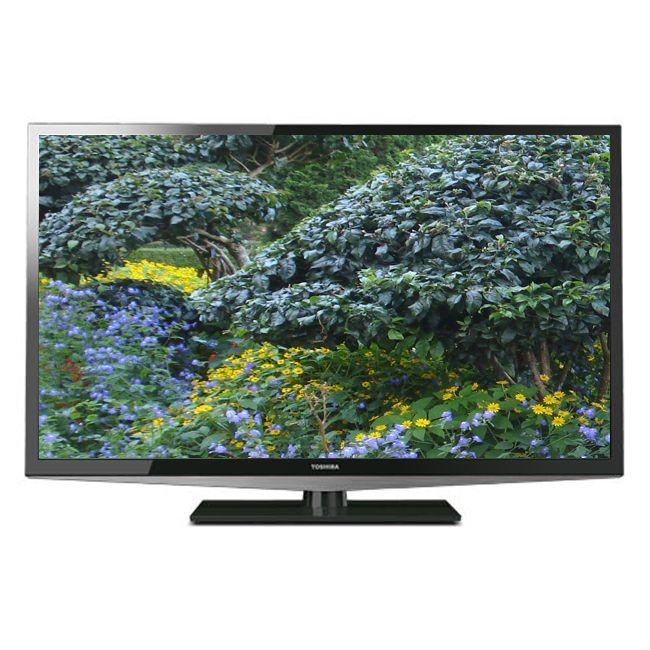 "444-916 - Toshiba 40"" Class 1080p 60Hz LED-LCD HDTV - Refurbished"