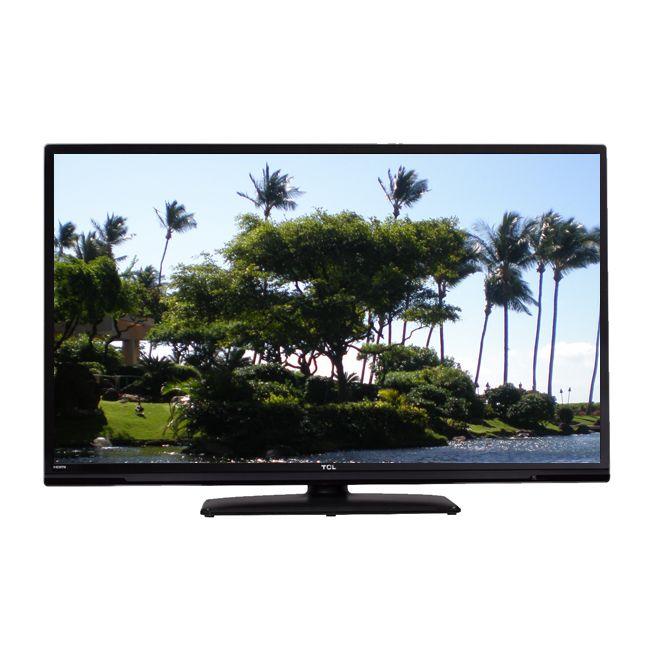 """444-919 - TCL 50"""" 1080p 120Hz LED-Backlit LCD HDTV - Refurbished"""