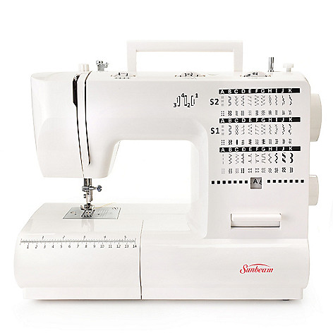 444-947 - Sunbeam™ 70W Domestic 70-Stitch Sewing Machine