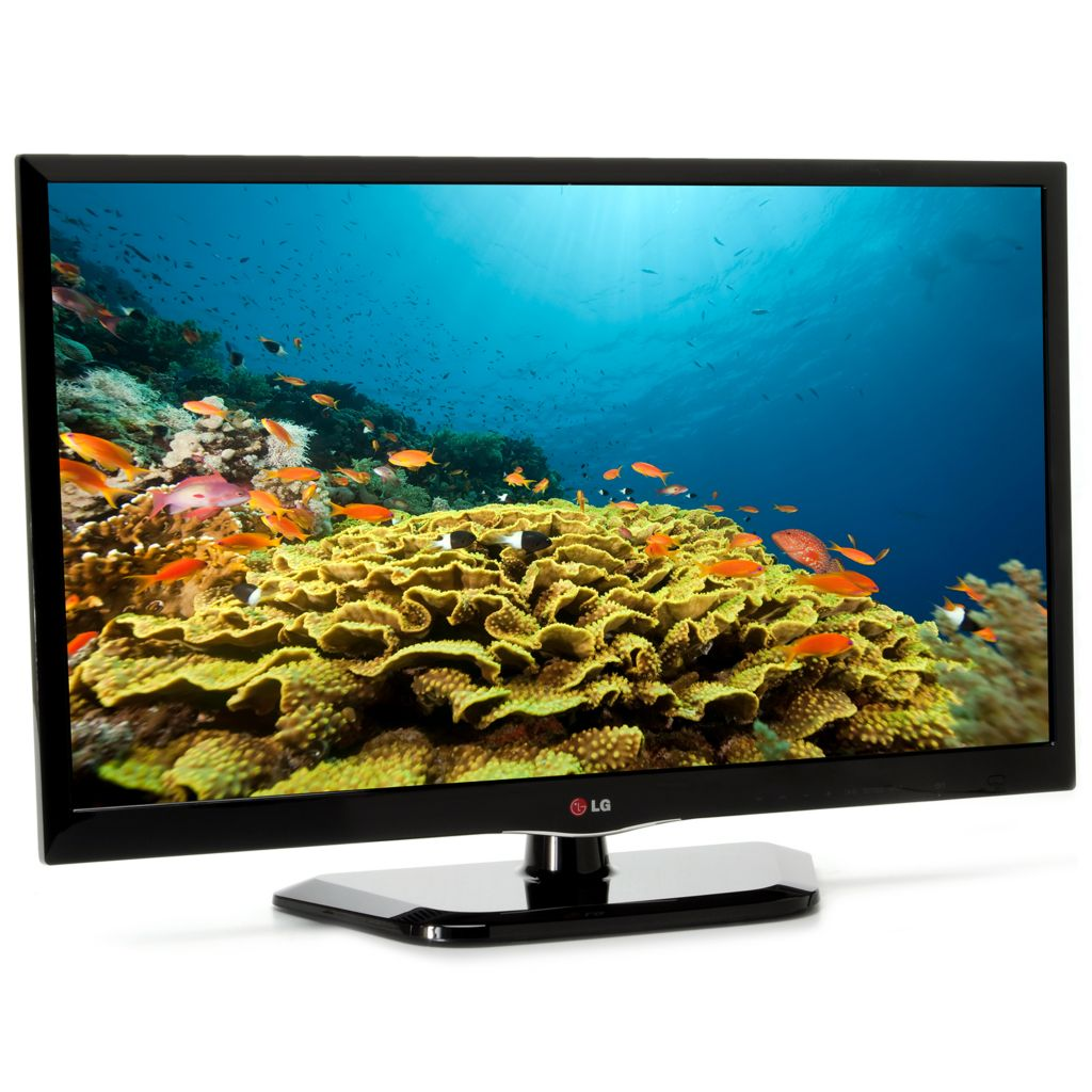 "445-022 - LG 28"" 720p LED-Backlit HDTV w/ One HDMI Port"