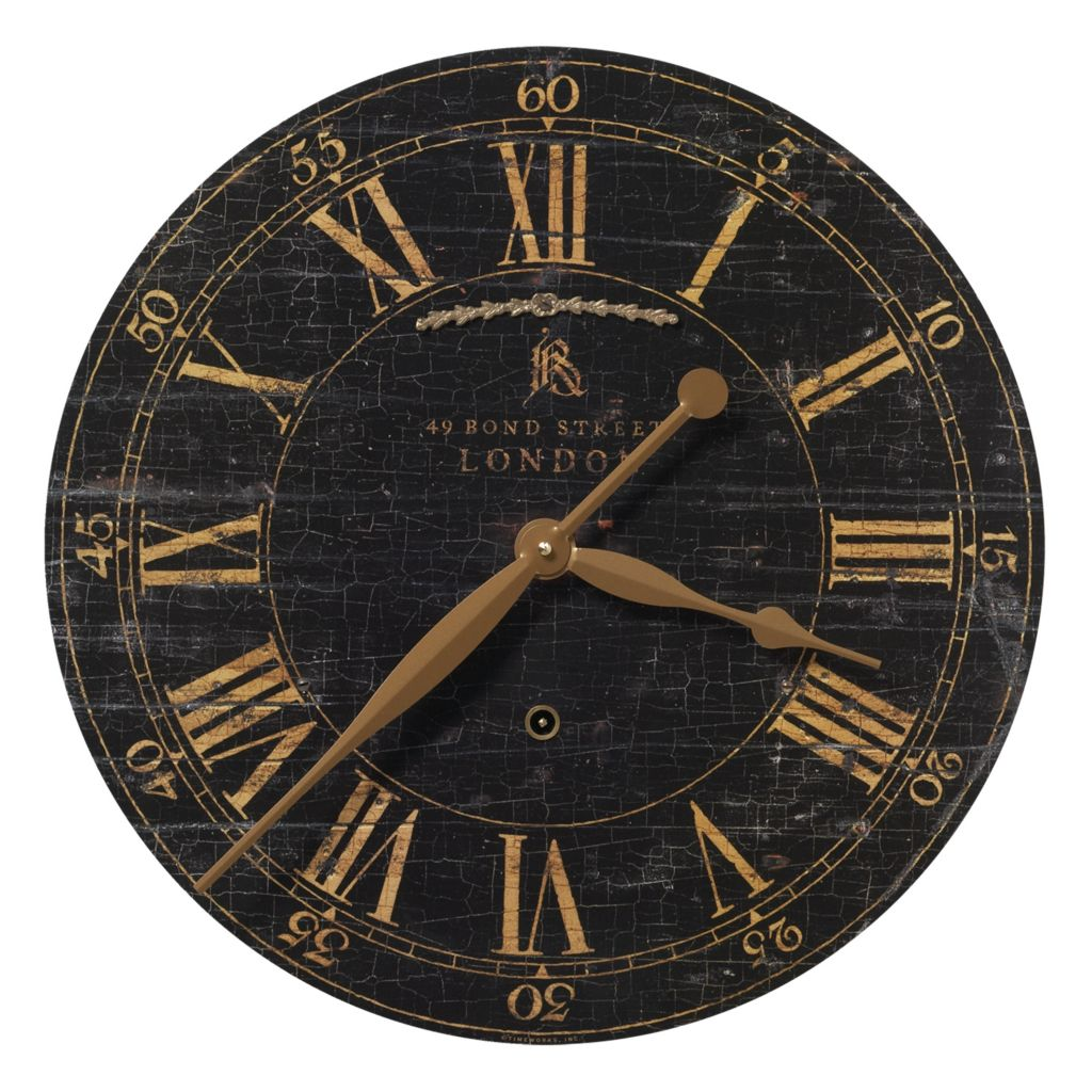 445-083 - Uttermost Bond Street Wall Clock