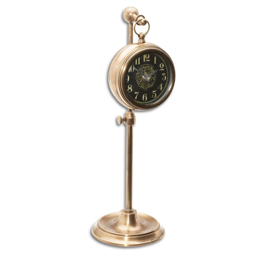 445-086 - Uttermost Pocket Watch Replica w/ Telescopic Stand
