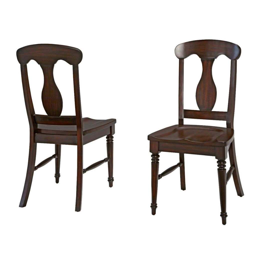 445-136 - Home Styles Bermuda Set of Two Dining Chairs