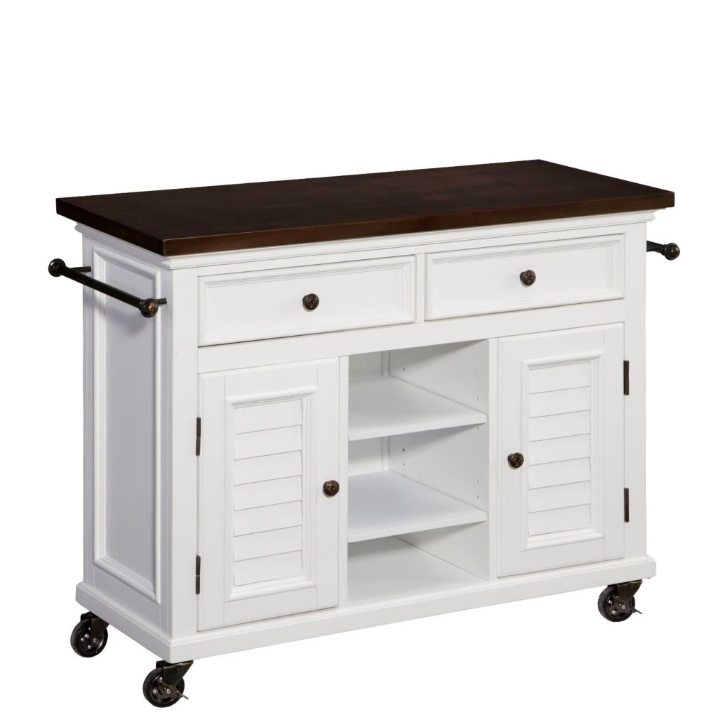 445-137 - Home Styles Bermuda Kitchen Cart