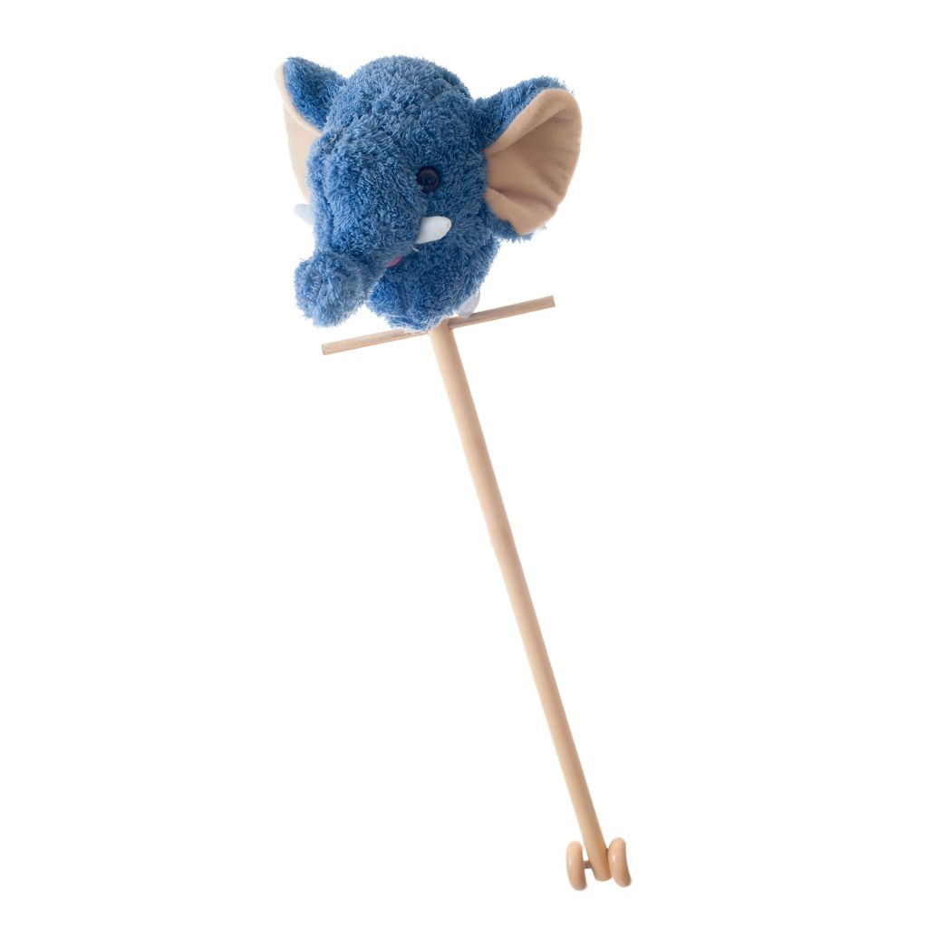 445-241 - Happy Trails™ Plush Stick Animals