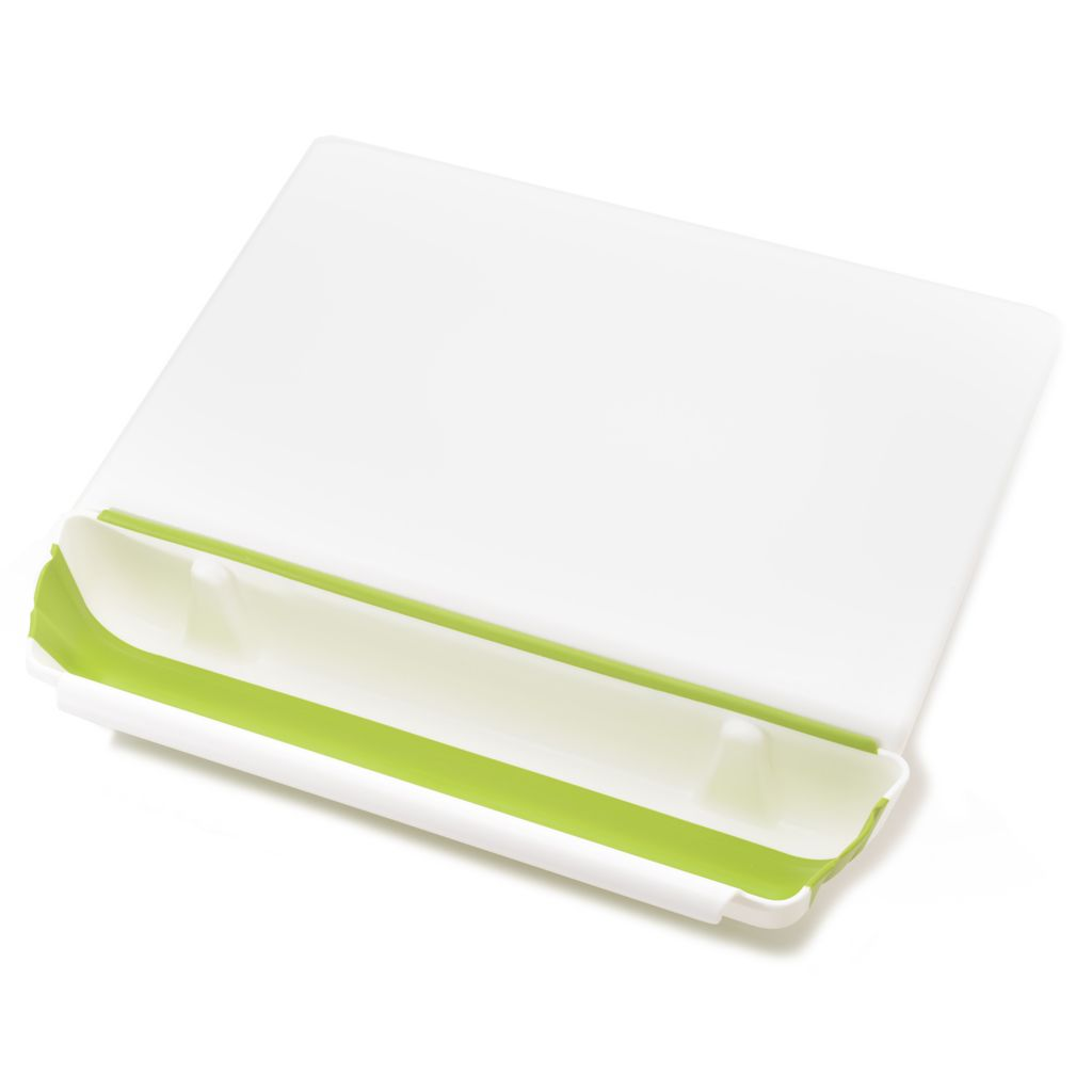 445-251 - Progressive® Two-Piece Cutting Board & Collapsible Scrap Bin Set