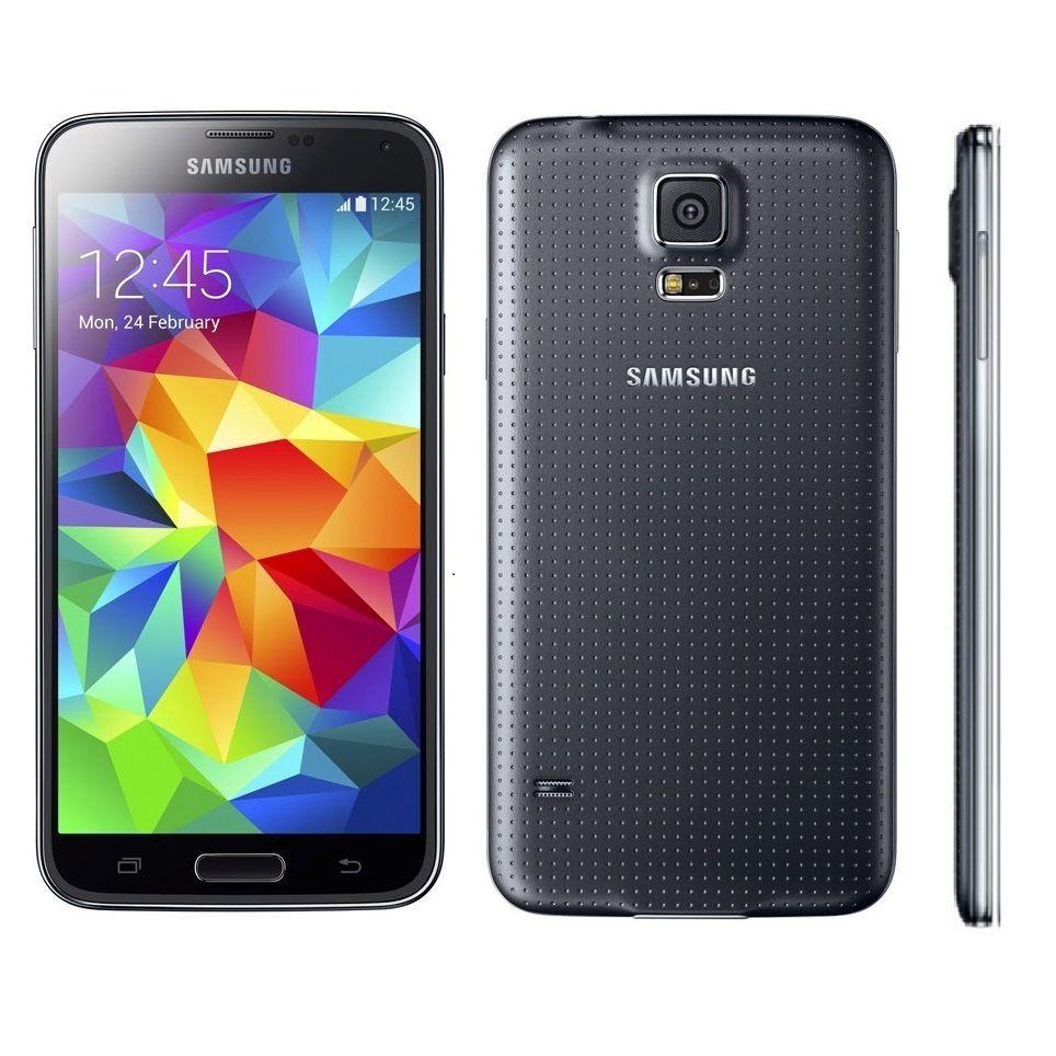 445-320 - Samsung Galaxy S5 16GB Unlocked Smartphone