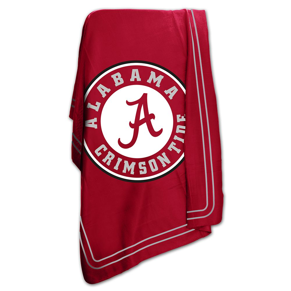 445-514 - NCAA Classic Fleece Throw