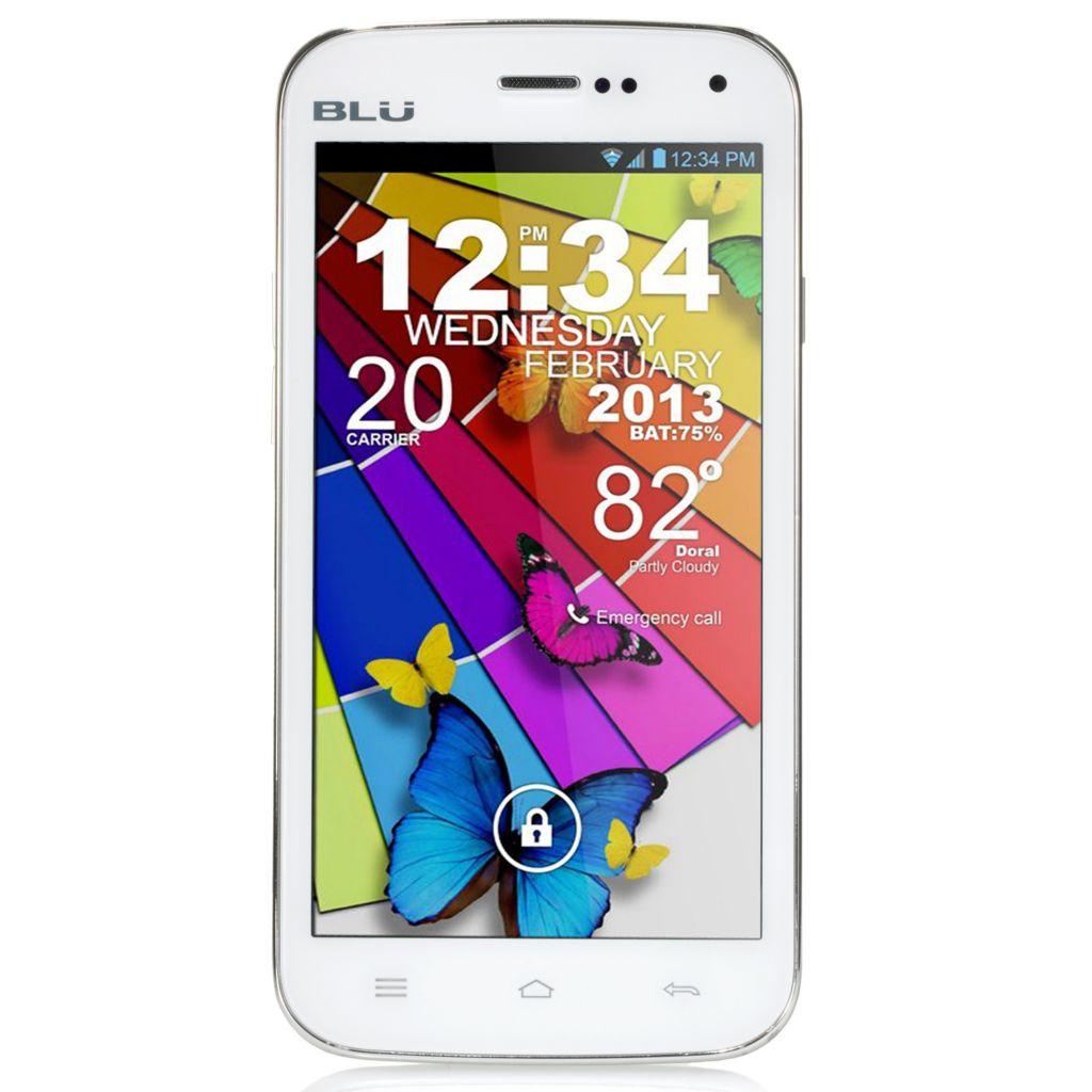 "445-534 - Blu Studio 5.0 II 5"" Unlocked 3G Android™ Dual Core Dual Camera Smartphone"
