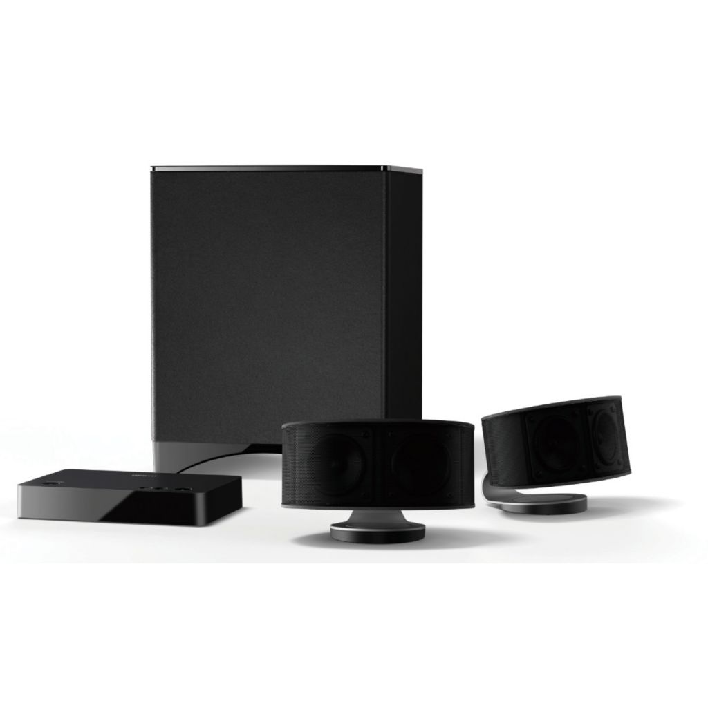 445-550 - Onkyo ENVISION CINEMA 2.1-Channel Bluetooth® Speaker System