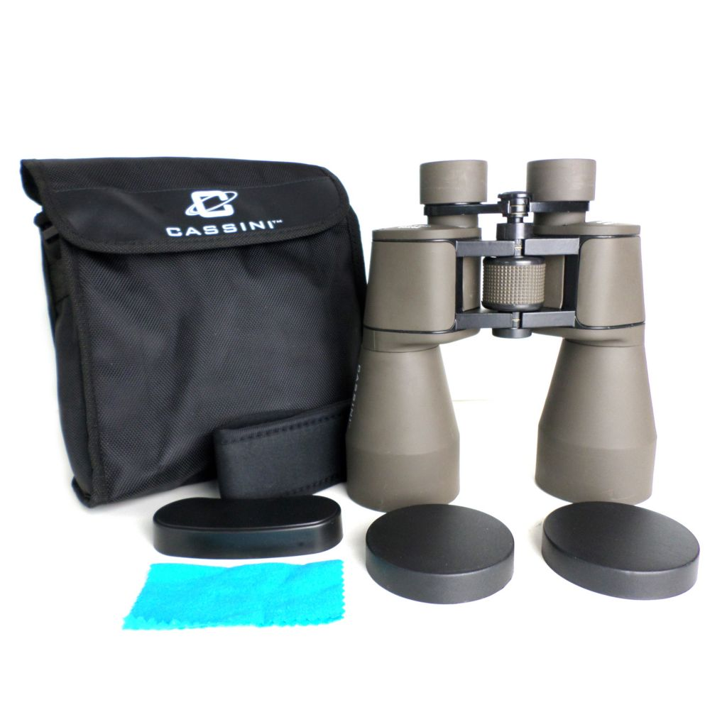 445-798 - Cassini 20x60mm Astronomical Binocular w/ Case