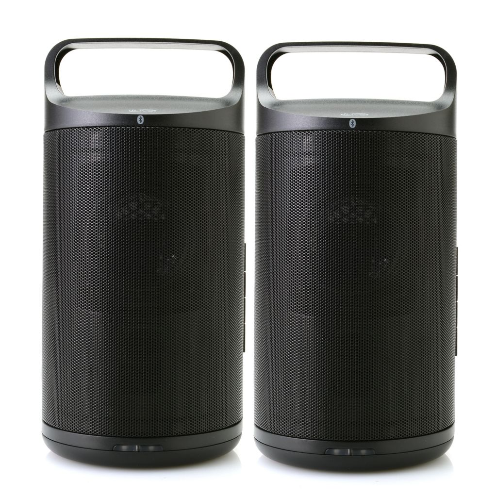 445-836 - iLive™ Bluetooth® Wireless Indoor/Outdoor Portable Speakers