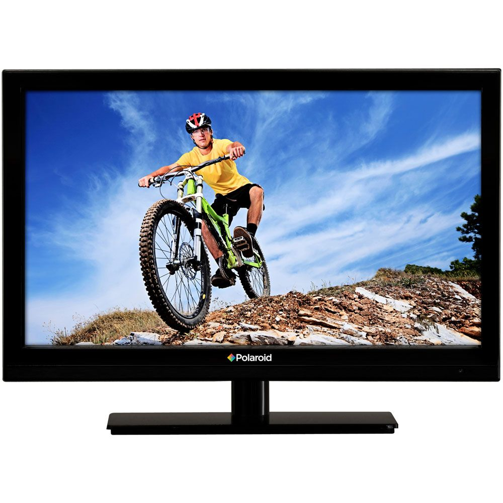 "445-867 - Polaroid 19"" Widescreen 720p 60Hz LED HDTV"