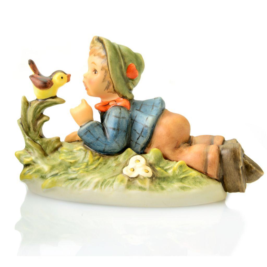 "445-938 - M.I. Hummel® ""Lazybone"" 3"" Porcelain Hand-Crafted Figurine"