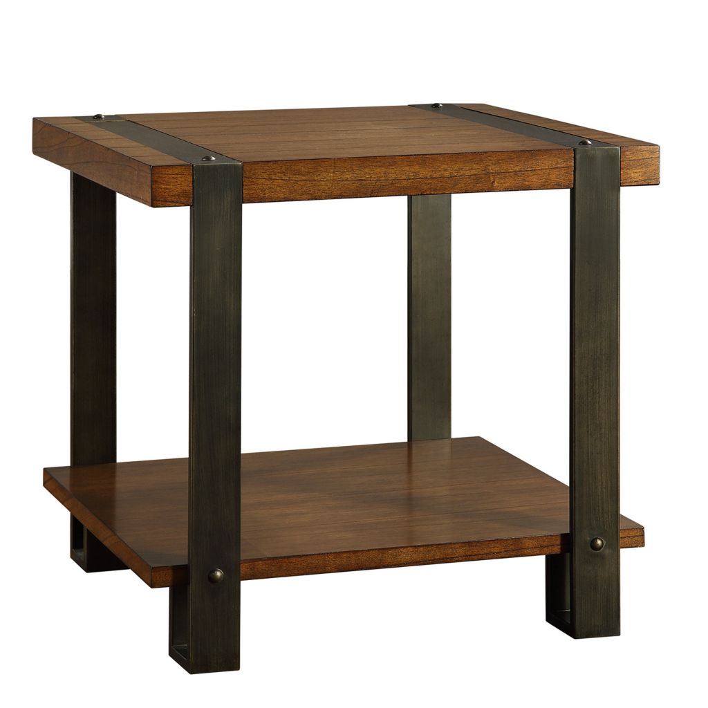 "445-952 - HomeBasica 23.5"" Camilla End Table"