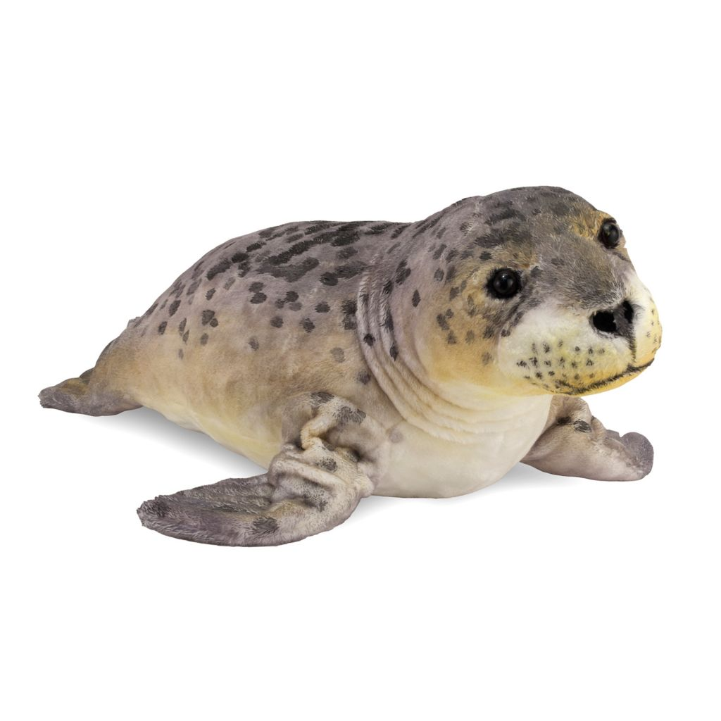446-007 - Melissa & Doug® Sea Animal Plush