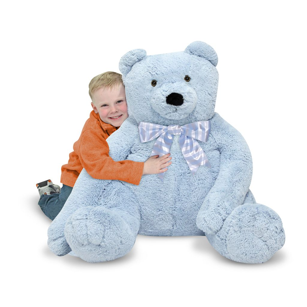 446-008 - Melissa & Doug® Jumbo Bear Plush