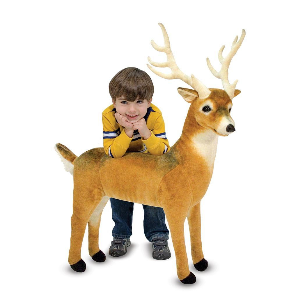 446-009 - Melissa & Doug® Farm Animal Plush