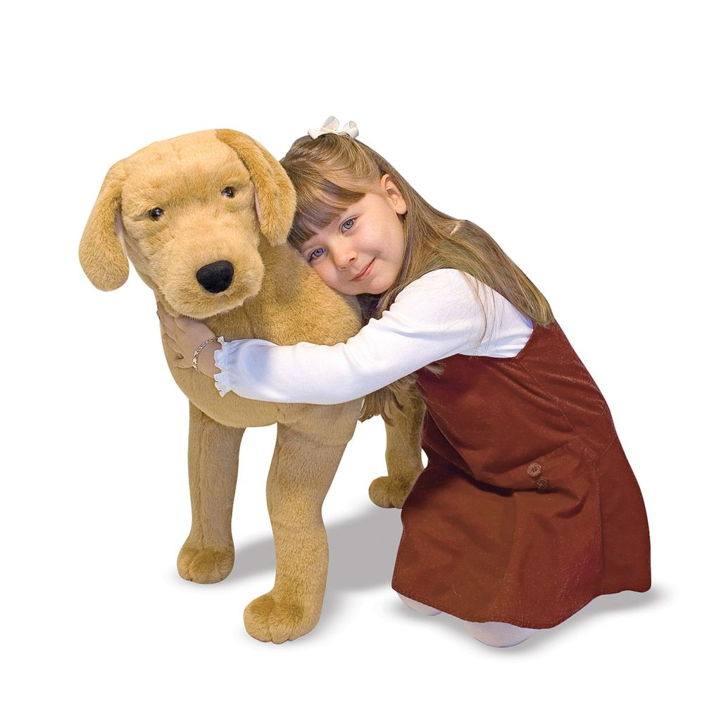 446-010 - Melissa & Doug® Dog Plush