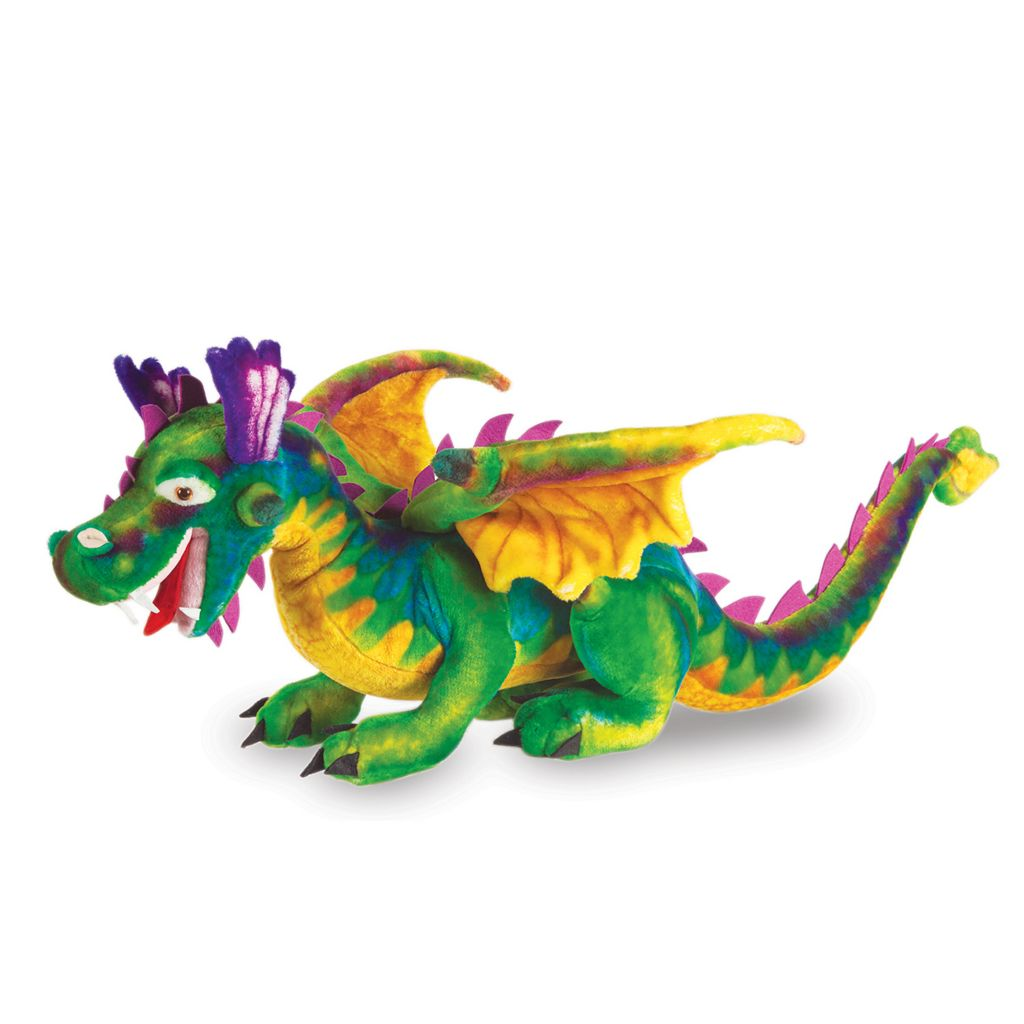 446-061 - Melissa & Doug® Exotic Dragon or T-Rex Plush