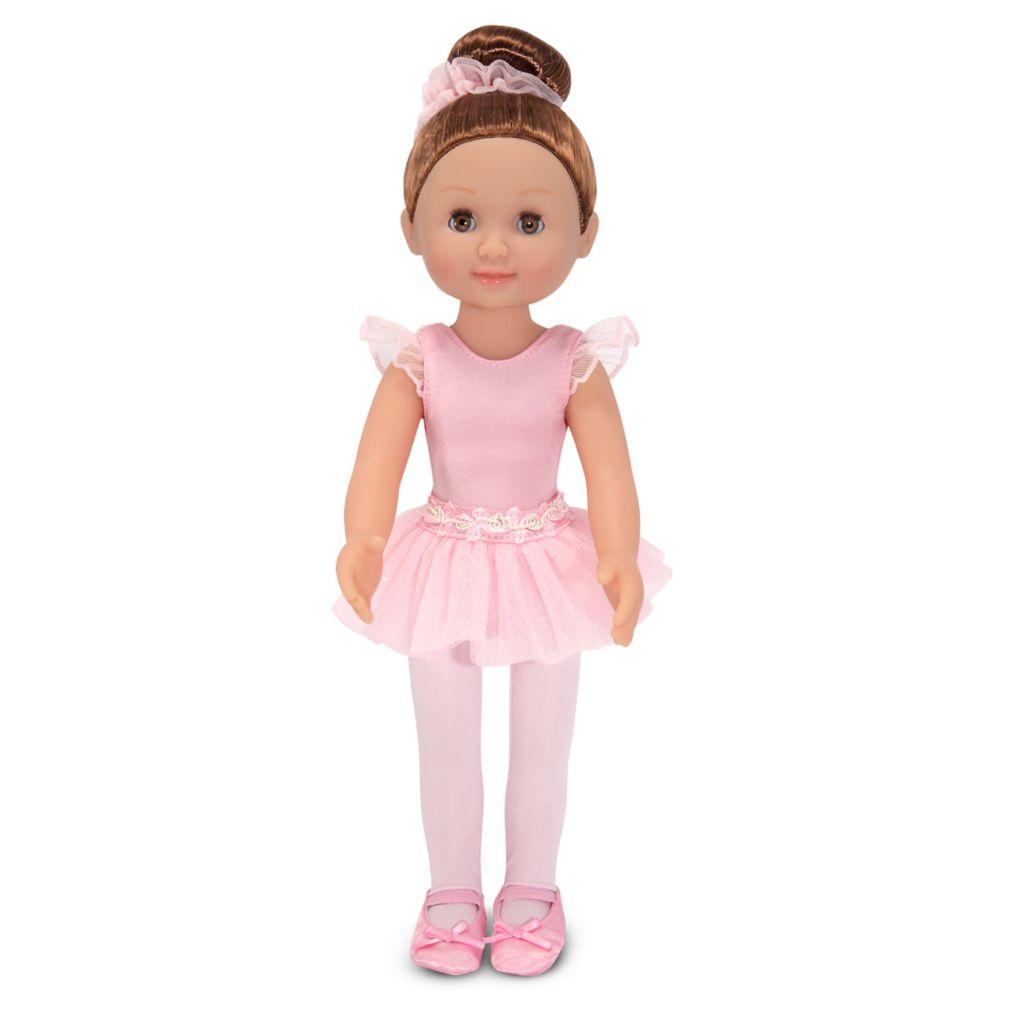 """446-062 - Melissa & Doug® 14"""" Ballerina Doll"""