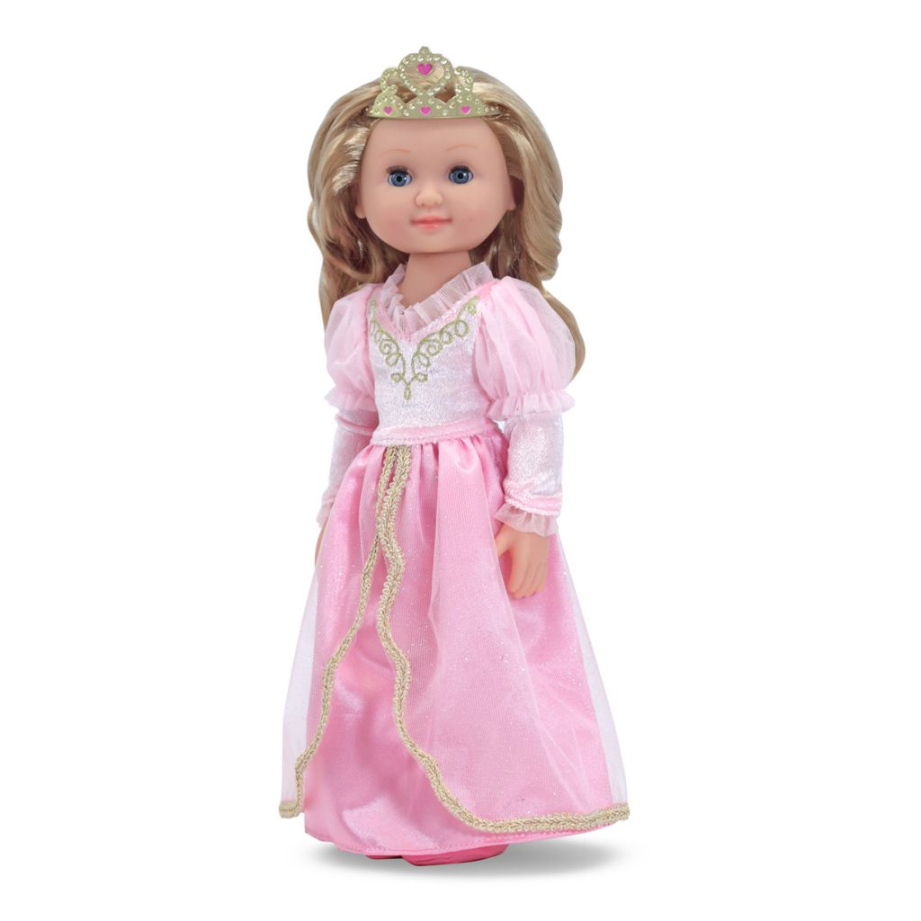 "446-063 - Melissa & Doug® 14"" Princess Doll"