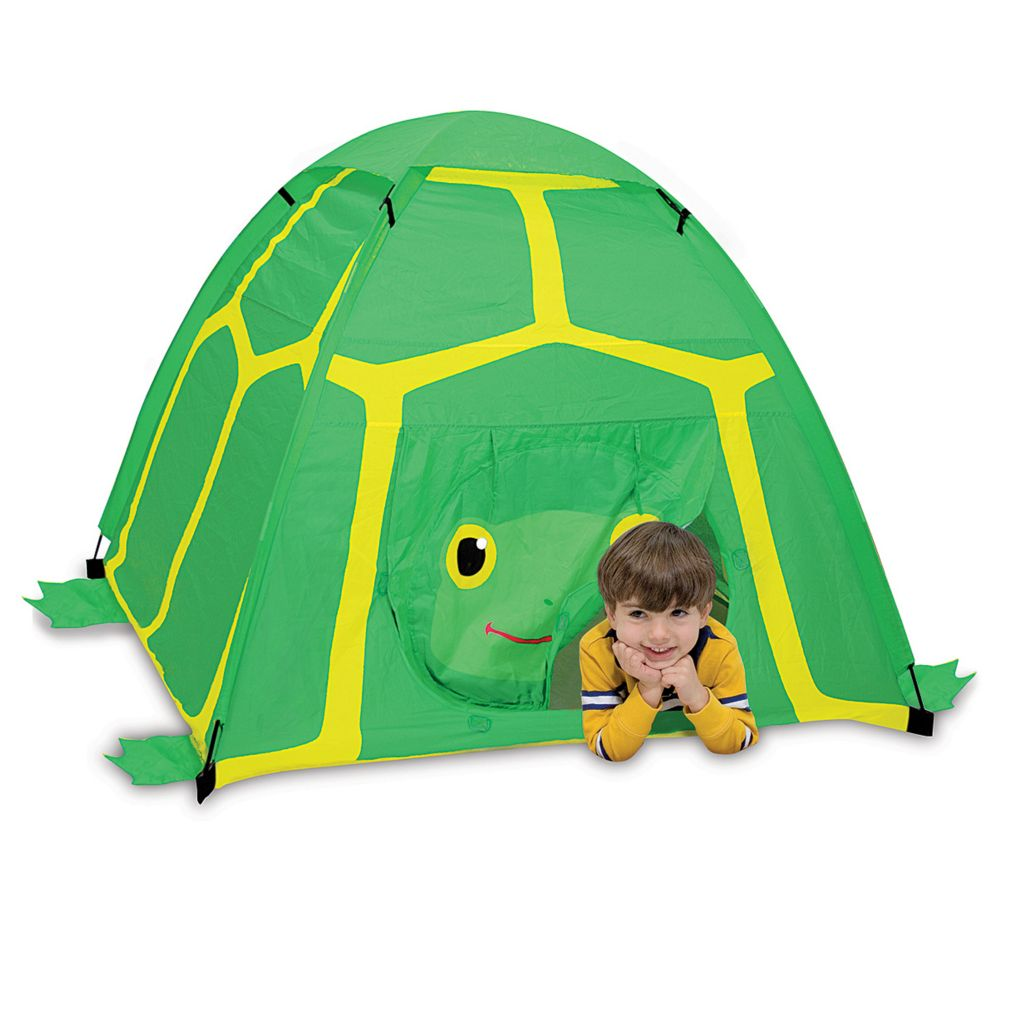 "446-067 - Melissa And Doug® 43"" Critter Play Tent"