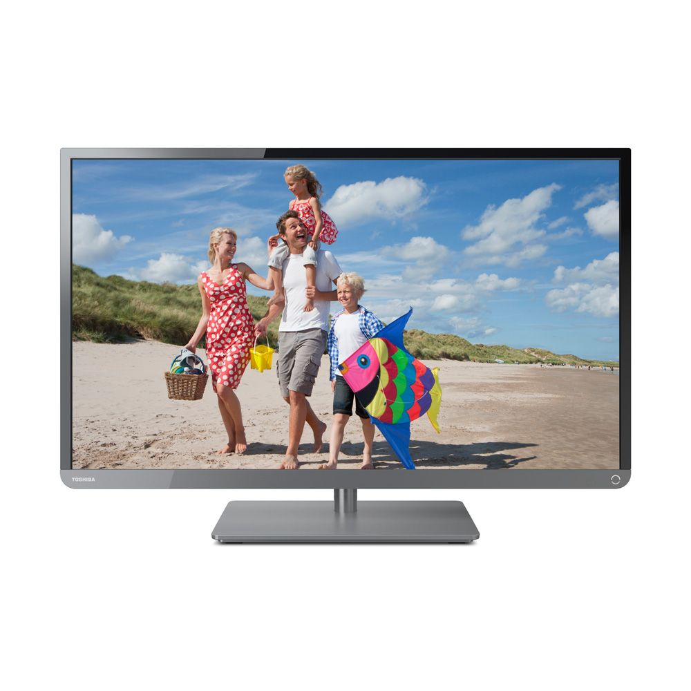 "446-157 - Toshiba 32"" Full HD 720p 60Hz LED-Backlit HDTV w/ Two HDMI Ports"