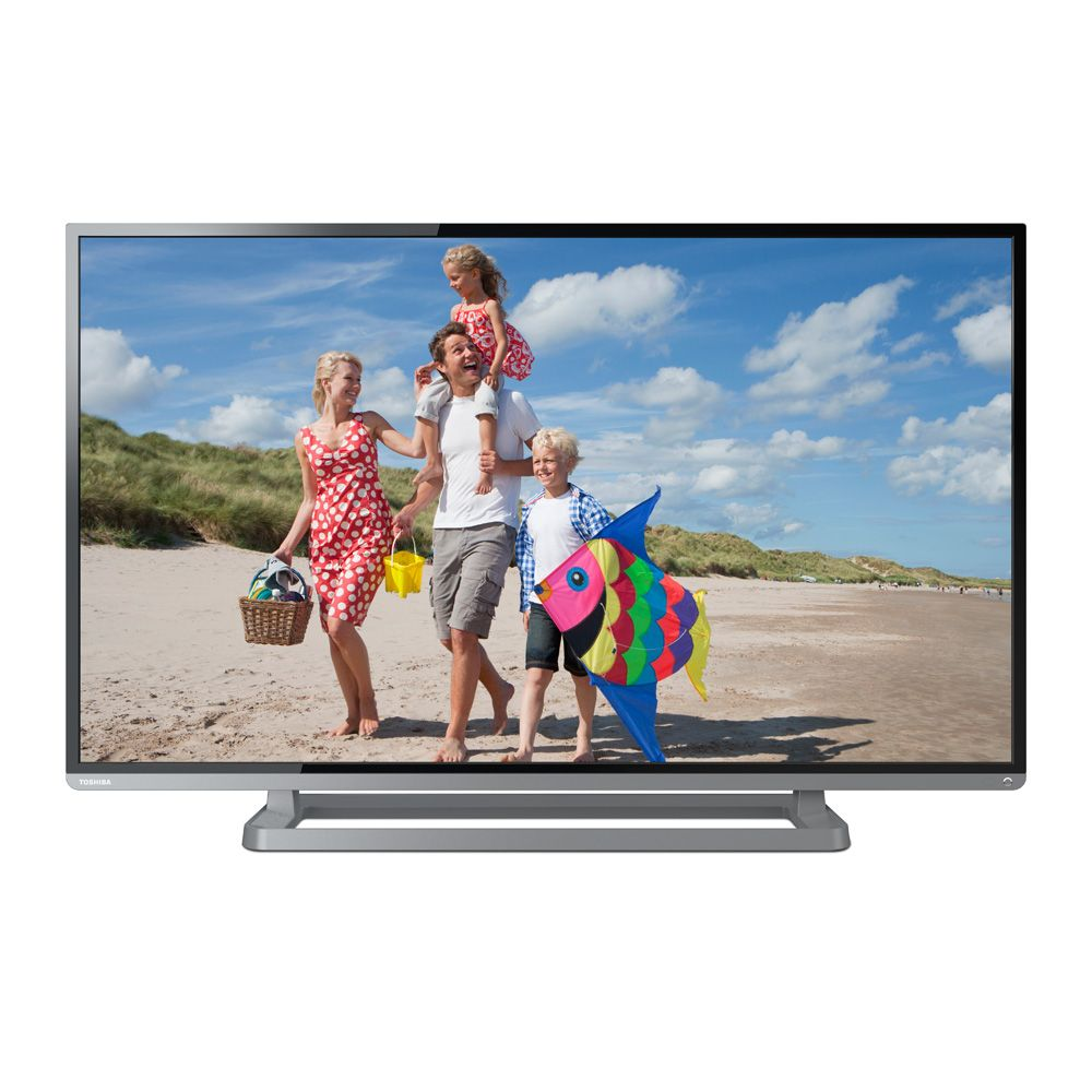 "446-158 - Toshiba 40"" Full HD 1080p 120Hz LED-Backlit HDTV w/ Two HDMI Ports"
