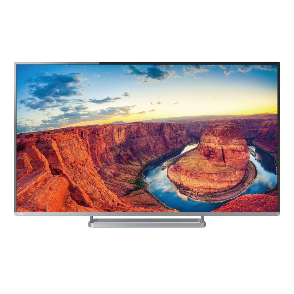 "446-164 - Toshiba 55"" Full HD 1080p 240Hz LED Smart TV w/ Cloud Portal & Four HDMI Ports"