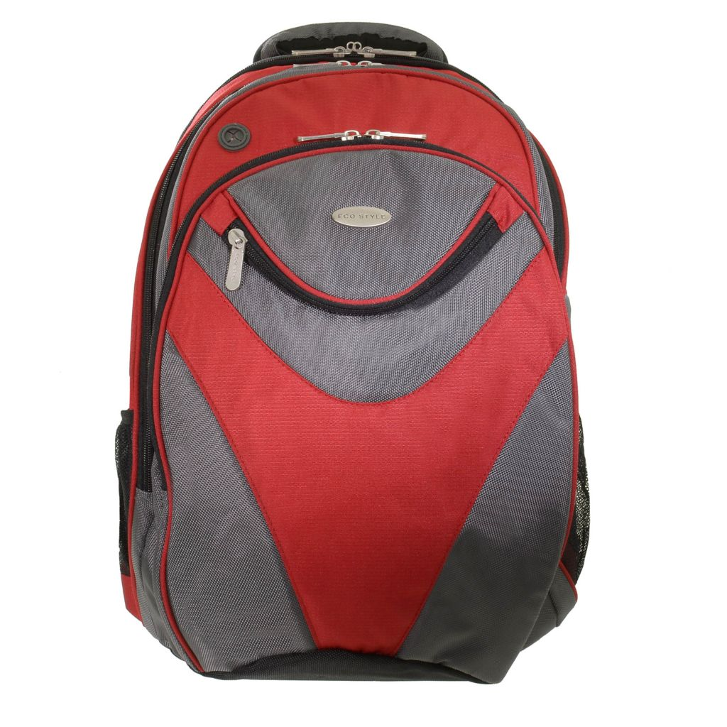 "446-186 - EcoStyle Sports Vortex Backpack for 16.1"" Laptop"