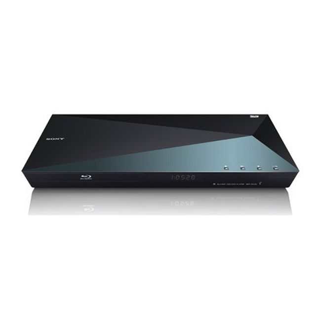 446-209 - Sony HD 1080p Blu-ray Disc Player w/ Wi-Fi - Refurbished