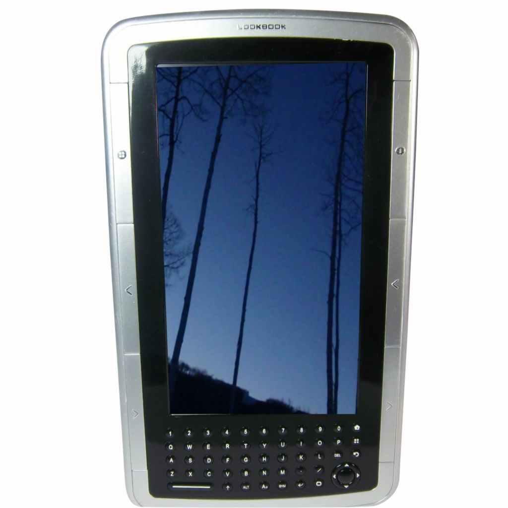 "446-210 - LookBook 7"" LCD 512MB eReader w/ Wi-Fi - Refurbished"