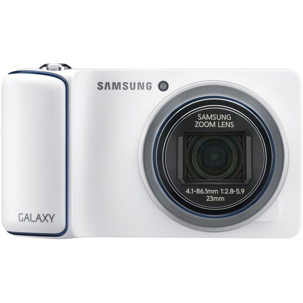 446-242 - Samsung 16.3MP Galaxy Digital Camera w/ Android™ Operating System