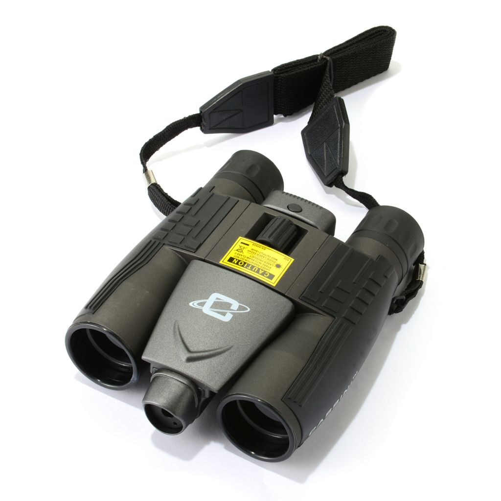 446-270 - Cassini K-9 8x32mm Day/Night Green Laser Binoculars w/ Case