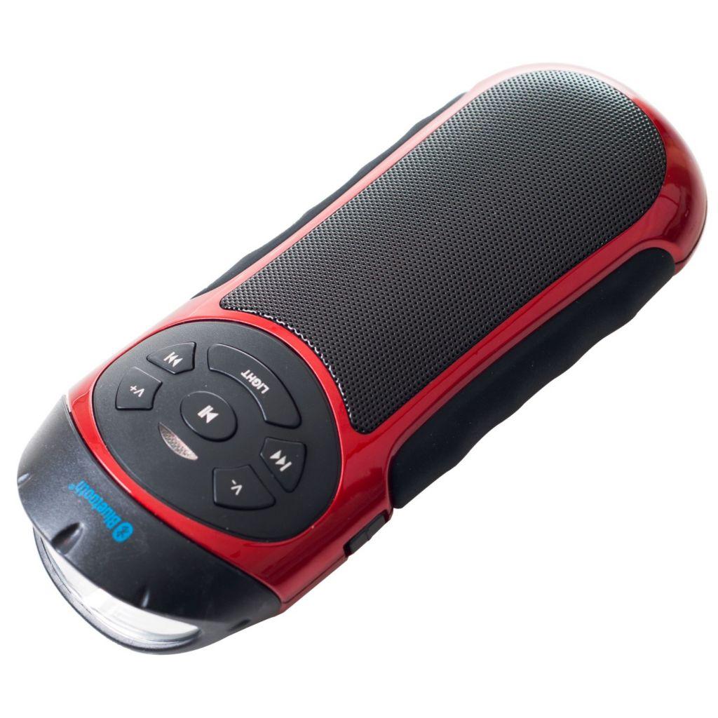 446-282 - Northwest Bluetooth® Sport Sound System w/ Flashlight & Bike Mount