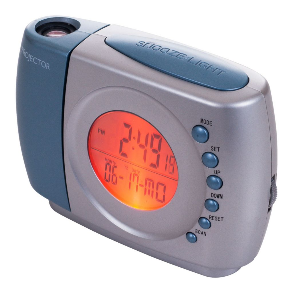 446-283 - Northwest FM Radio Projection Alarm Clock