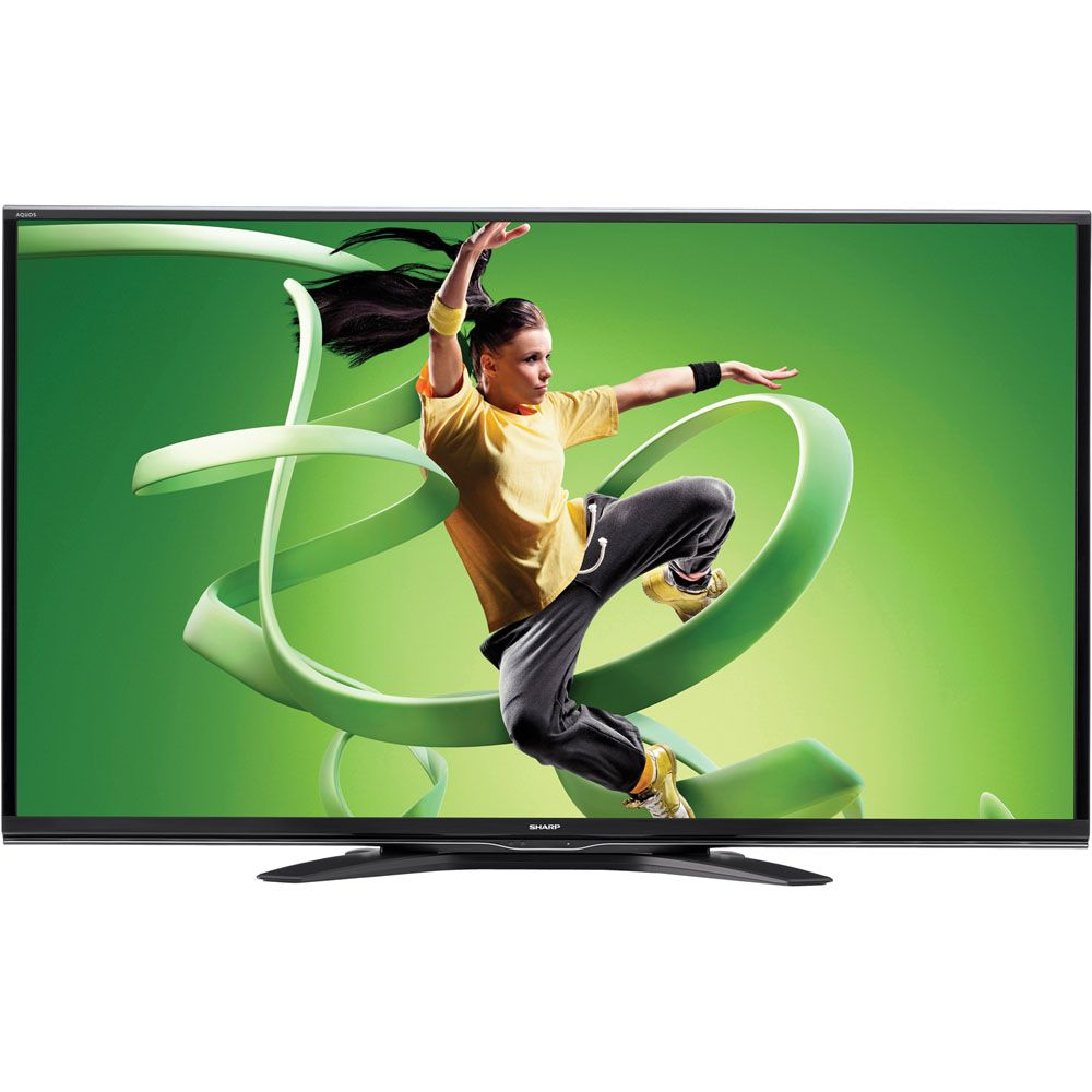 "446-341 - Sharp 60"" 1080p 240Hz Full HD LED-Backlit Smart TV"