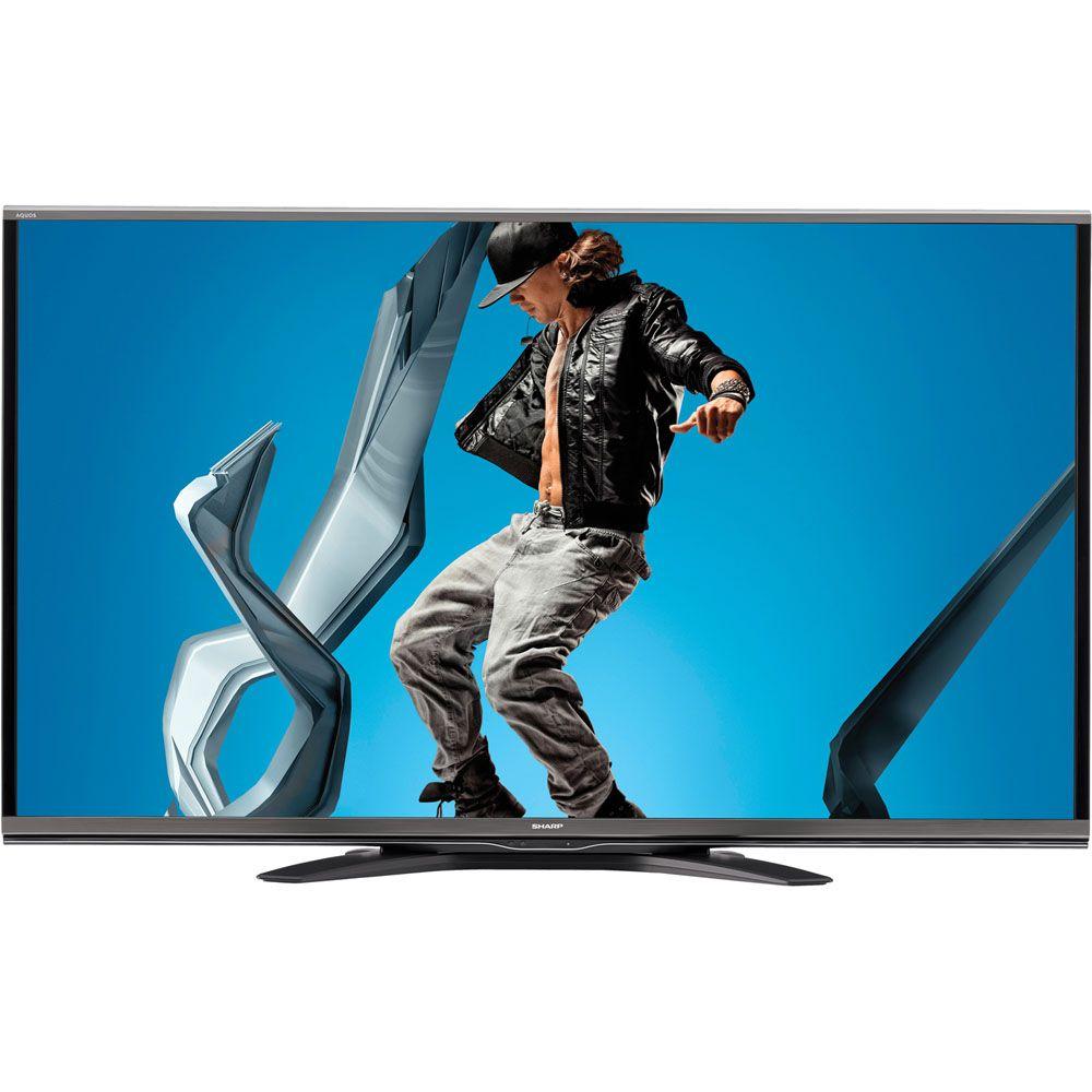 """446-342 - Sharp 60"""" AQUOS 1080p 240Hz LED-Backlit Smart HDTV"""