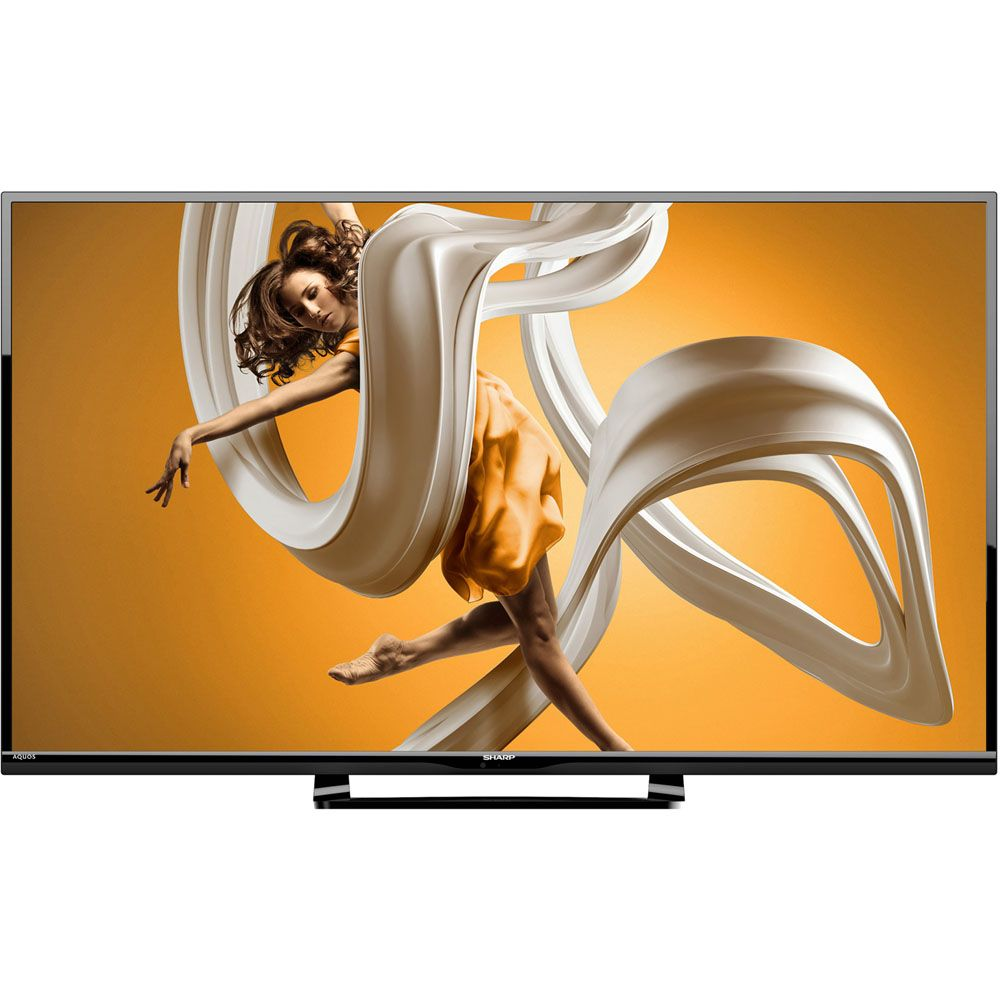 "446-353 - Sharp 65"" AQUOS 1080p 120Hz LED-Backlit HDTV w/ Three HDMI Ports"
