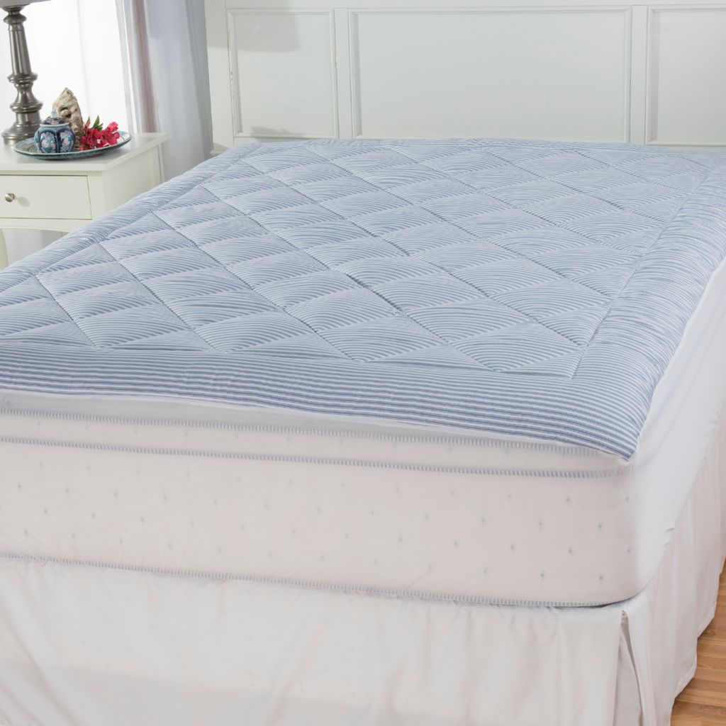 446-411 - Cozelle® 200TC Microfiber Mattress Topper