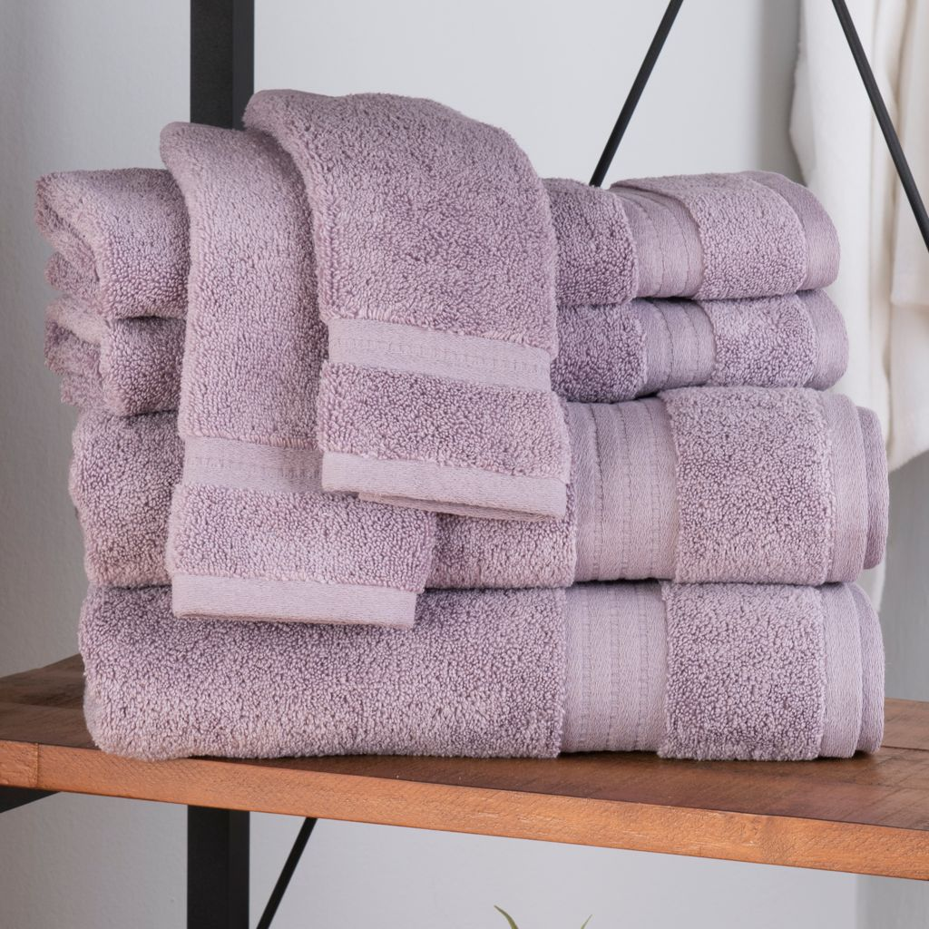 446-417 - Cozelle® 100% Cotton Six-Piece Towel Set