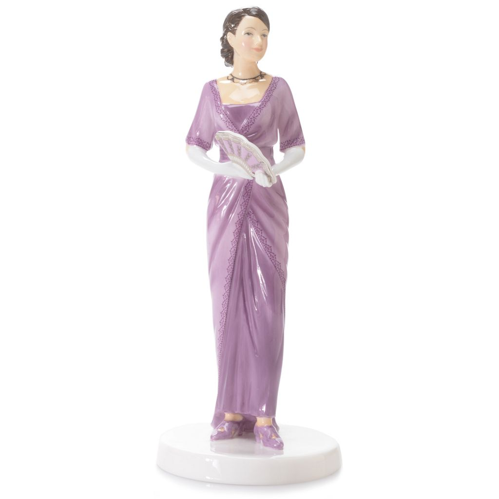 446-419 - oyal Doulton® Choice of Bone China Hand-Decorated Heroine Figurine