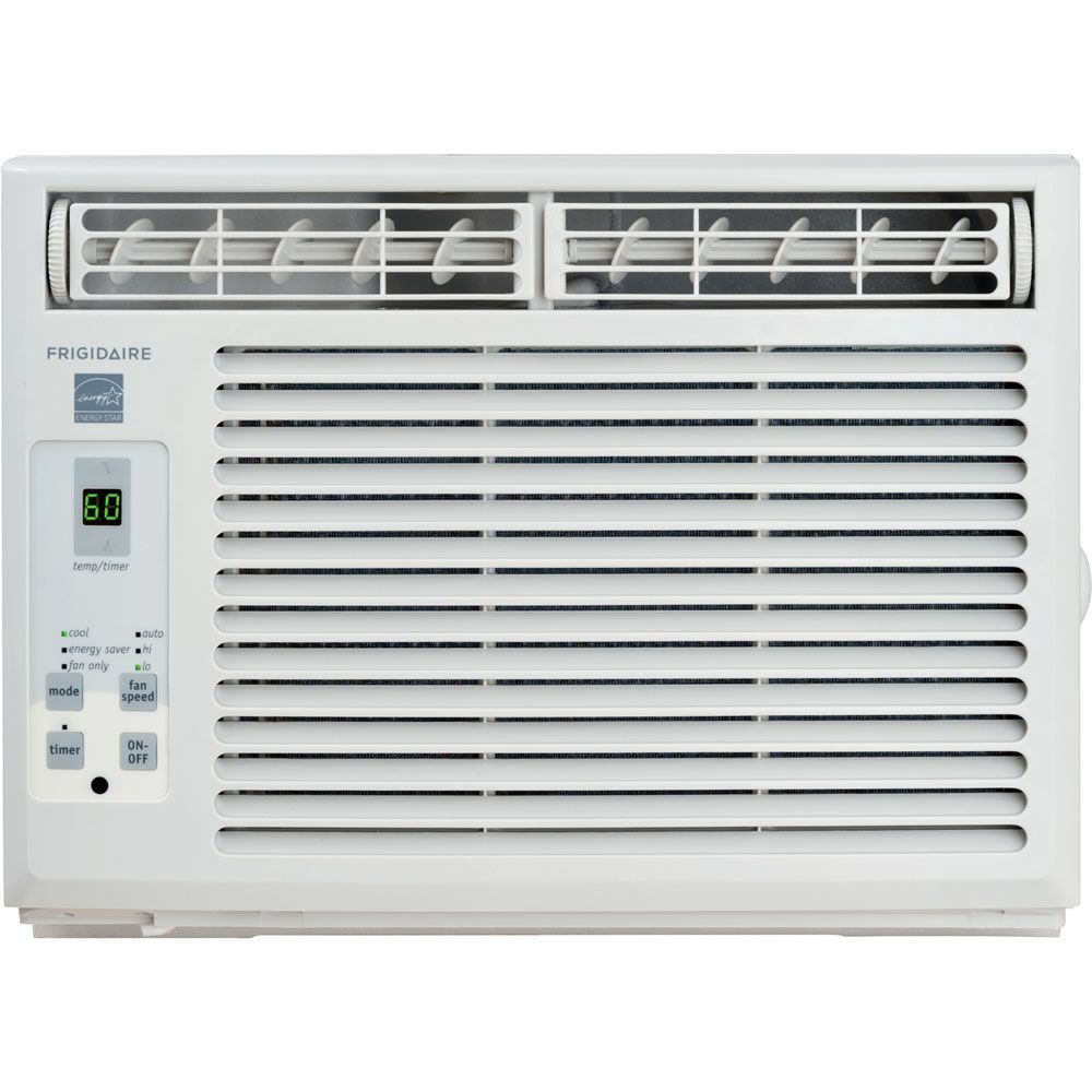 446-422 - Frigidaire Energy Star 5,000 BTU 115V Window Compact Air Conditioner w/ Remote