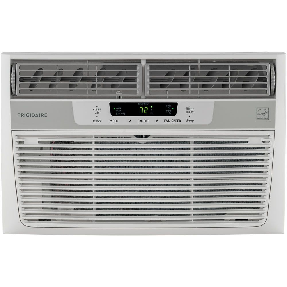 446-424 - Frigidaire Energy Star 8,000 BTU 115V Window Compact Air Conditioner w/ Remote
